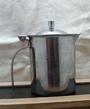 Vintage Stainless Steel Diner Creamer/Syrup Pitcher //Restaurant //Retro... - $5.50