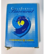 Deck of California Baccarat Commerce Casino Playing Cards - $6.99