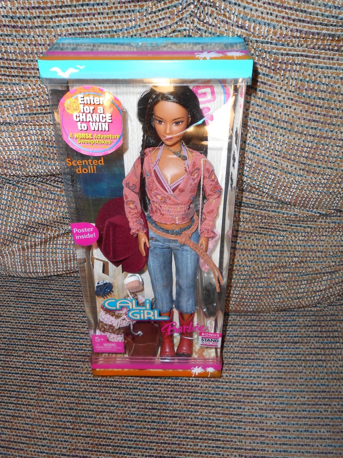 Cali Girl Lea Scented Barbie Doll