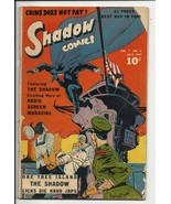 Golden Age Shadow Comics Vol. 7 #4 - good- 1.8 - Japanese WWII cover & s... - $60.78
