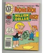 Richie Rich Million Dollar Digest #3 - bronze age digest - very fine/nea... - $6.71