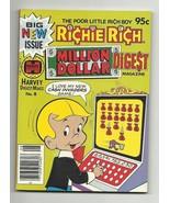 Richie Rich Million Dollar Digest #8 - bronze age digest - 9.4 near mint... - $6.96