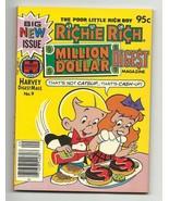 Richie Rich Million Dollar Digest #9 - bronze age digest - 9.2 near mint... - $6.72