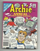 Archie Annual Comics Digest #56 - Betty & Veron... - $3.83