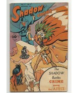 Golden Age Shadow Comics Vol. 6 #6 - good/very good 3.0 - Nick Carter an... - $57.60