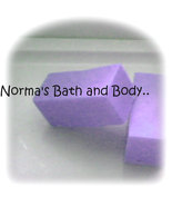 blackberry sage goats milk soap sample - $2.00
