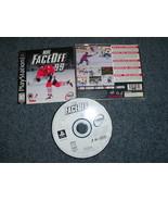 Playstation 1 NHL Faceoff 99 - $3.99