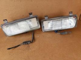 88-92 Alfa Romeo 164 Fog Light Lamp Set L&R