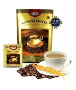 CNI Ginseng Instant Coffee 20 Sachets x 20 g ( Pack of 20 )  - $196.34
