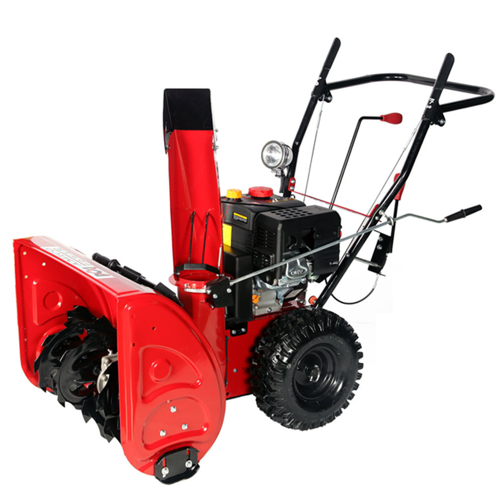 Snow Thrower Transmissions : Amico power quot cc gas snow blower gear and