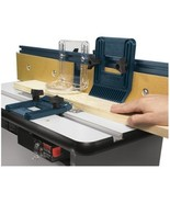 Router Table Cabinet Style Bosch Bench Woodworking Equiment Dust Collection - $187.70