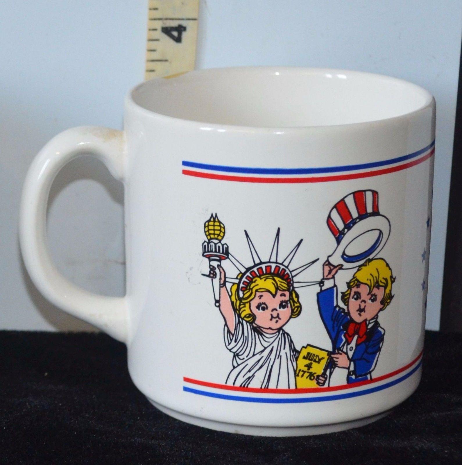 Campbell\'s Soup Coffee Mug (1970s): 1 listing