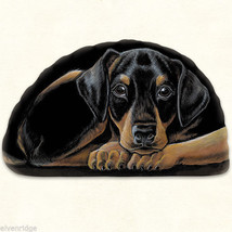 Small Doberman puppy pupperweight paperweight USA made