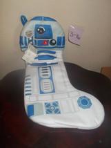 Disney star Wars R2D2 Plush  Christmas Stocking - $29.99