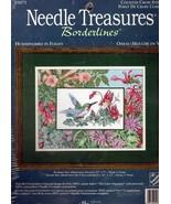Needle Treasures HUMMINGBIRD in Flight Counted Cross Stitch Kit - $17.62