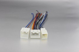 APS AI FWH-600 CAR STEREO CD PLAYER WIRE HARNESS AFTERMARKET RADIO INSTALL - $6.29