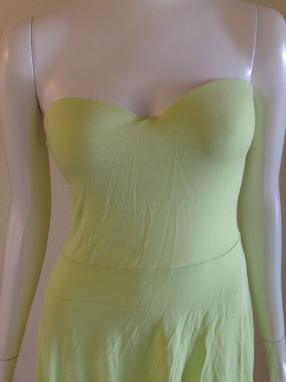 Victoria s Secret Madi Strapless High Low Bra Top Dress
