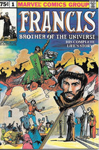Francis Brother of the Universe #1 Marvel 1980 VERY FINE/NEAR MINT NEW U... - $24.11
