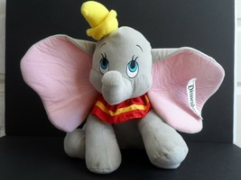 "Dumbo The Elephant 14"" Plush Stuffed Animal Disney World Park Resort Dis... - $12.95"