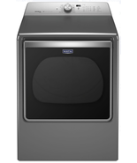 Maytag MEDB855DC 29 Inch 8.8 cu. ft. Electric Dryer in Metallic Slate - $494.95