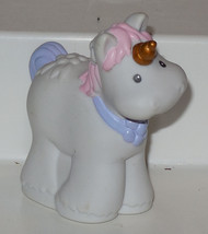 Fisher Price Current Little People Unicorn #2 FPLP Rare VHTF - $9.50