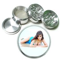Argentina Pin Up Girls D15 63mm Aluminum Kitchen Grinder 4 Piece Herbs & Spices - $11.05