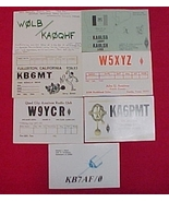 ARRL Amateur CB Radio Club QSL Postcards QST Lo... - $9.95