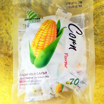 New Thai Candy Store Haoliyuan Toffee Chewy Milk Corn Sweets Desserts Snacks 70g - $6.91