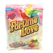 Fortune Love Teller Heartbeat Thai Candy Buffet Hearts Strawberry Mint Lemon 28g - $5.49