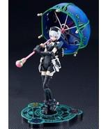 NEW CHOGOKIN Phantasy Star Online RACASEAL BLACK Ver Action Figure BANDA... - $155.87