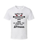 When The Boogeyman Goes To Sleep He Checks His Closet for Altmann Funny ... - $18.99