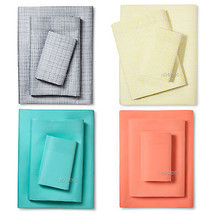 NEW Room Essentials 3Pcs Microfiber Sheet Set+Storage Pocket Dorm Bed XL... - $24.99