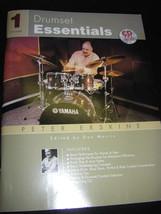 Book Drumsset Essentials Vol 1 with CD - $14.84