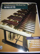 Fundamental Method for Mallets Book 2 - $25.73