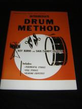 Intermediate Drum Method     3 - $10.88