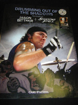 Drumming out of the shadows with CD Jason Bittner   2 - $19.79