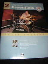 Book Drumset Essentials Vol 2 with CD] - $14.84