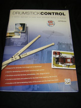 Book Drumstick Control  with CD - $12.86