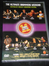 ULTIMATE DRUMMERS WEEKEND #11 DVD NEW - $15.83