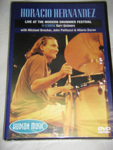 HORACIO HERNANDEZ:LIVE AT THE MODERN  DRUMMER FESTIVAL DVD NEW - $17.81