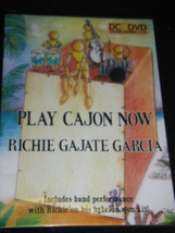 Richie Gajate-Garcia: Play Cajon Now DVD - $15.83