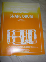 Logical Approach to Rudimental Snare Drum  Corps Style     1 - $9.89
