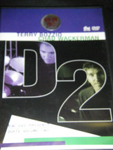 Terry Bozzio & Chad Wackerman D2 Duets Volume 2 Drum DVD - $19.79