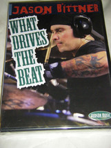 Jason Bittner - What Drives The Beat (DVD, 2008) - $8.90