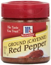 McCormick Ground Cayenne Red Pepper, 1 oz - $8.86