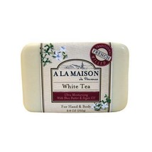 A La Maison Bar Soap White Tea - 8.8 Oz - $5.35
