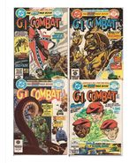 DC G.I. Combat Lot Jaws Of Hell Mercenaries War Army Action Adventure - $9.95