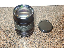 VINTAGE CAMERA LENS- FOCAL - K8473316 LENS -MC AUTO / 1:2.8 / 135MM - EXC - $18.61