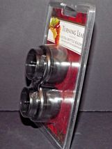 Pack Of 2 Turning Leaf California Extra Wine Bottle Sealers TL1790BK New (O) image 3