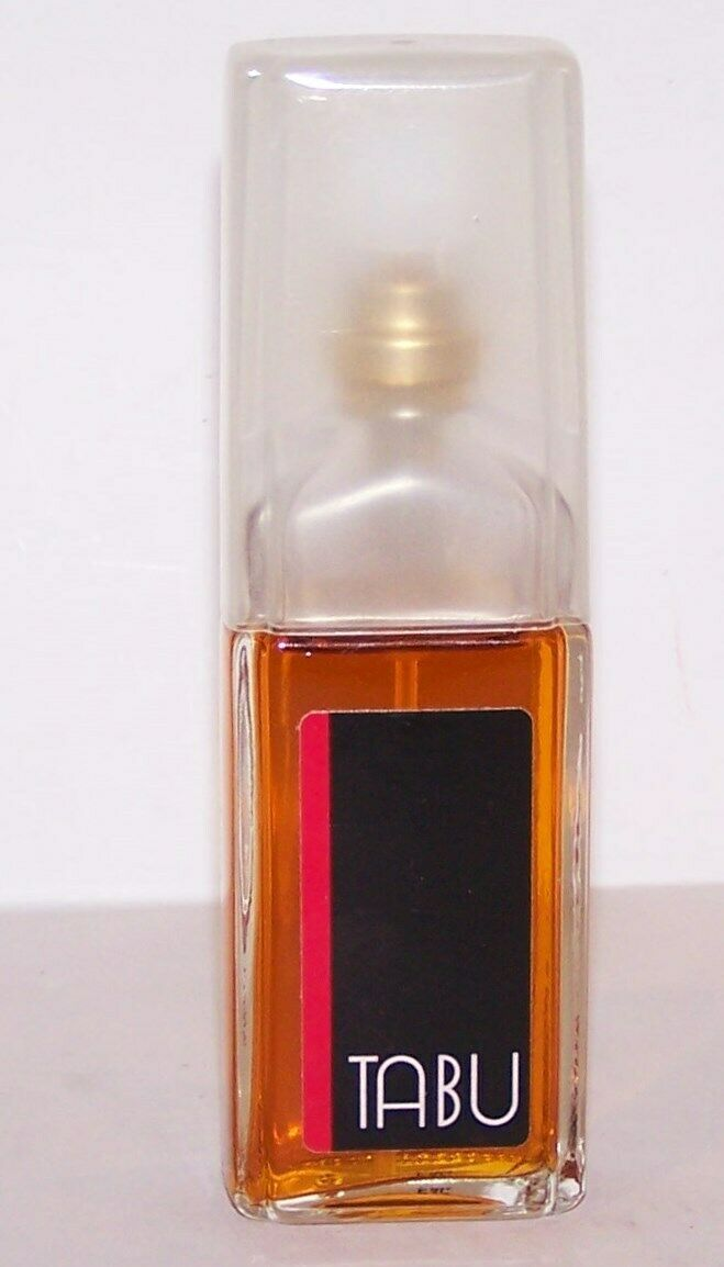Primary image for WONDERFUL VINTAGE TABU BY DANA 1 OZ COLOGNE SPRAY